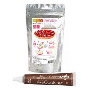 Sweet tart pastry mix 285 g...