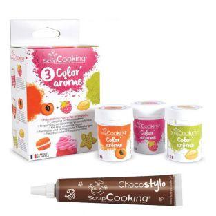 Trio - Colorants Aroma - Lebensmittel...