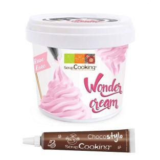 Wonder cream rose 150 g + 1 Stylo...