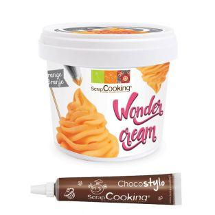 Wonder cream orange 150 g + 1 Stylo...