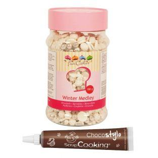 Sugar sprinkle Medley for Winter and...