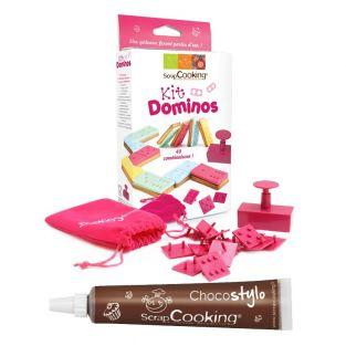 Kit Domino Gebäck + Schokolade aus...