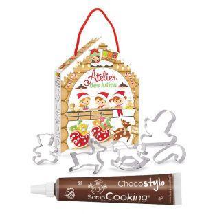 Kit pâtisserie Atelier des...