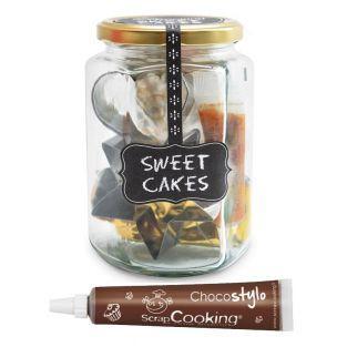 Konditorei-Set - Süße Kekse +...