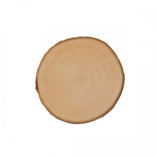 Mini rondelles de bois