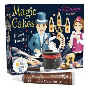 Pastry box for children Magic cakes +...