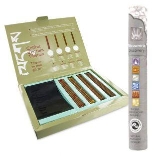 Tibetan incense discovery box +...
