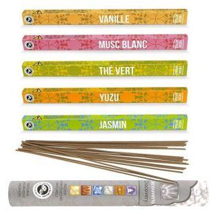 Set 5 Japanese incense 60 sticks +...