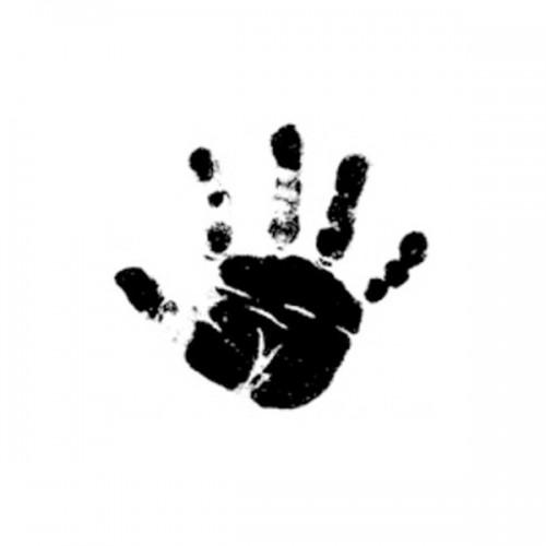 Tampon bois - Main droite