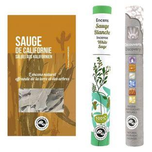 White sage incense & Californian sage...