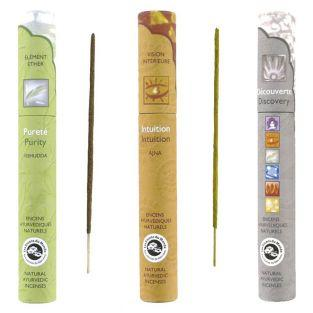 Ayurvedic incense set - Purity,...