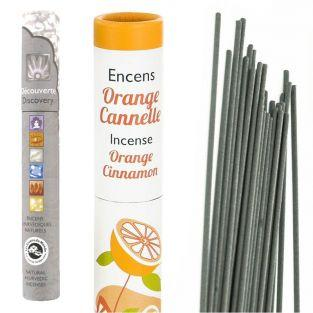 Encens Cannelle-Orange 30 bâtonnets +...