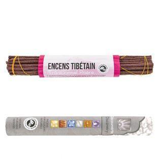 Encens tibétain Prière 35 bâtonnets +...