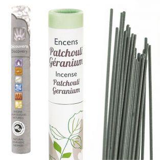 Geranium-Patchouli Incense...