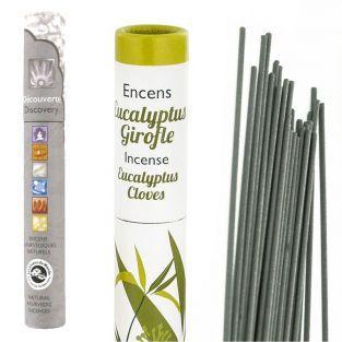 Eucalyptus-Clove Incense +...