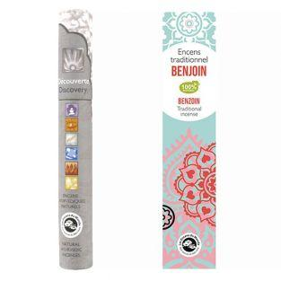 Benzoin Indian incense + natural...