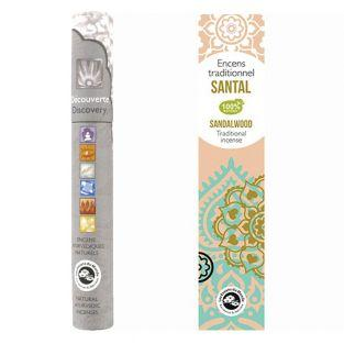 Sandalwood Indian incense +...