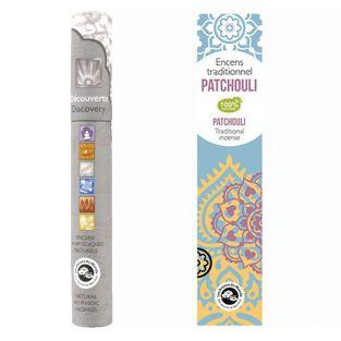 Patchouli Indian incense + natural...