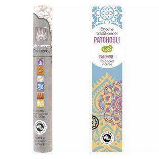 Patchouli Indian incense +...