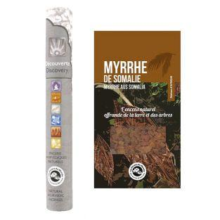 Résine de Myrrhe de Somalie + 14...