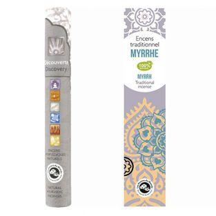 Myrrh Indian incense + natural...