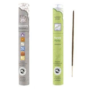 30 natural Ayurvedic incense Purity +...