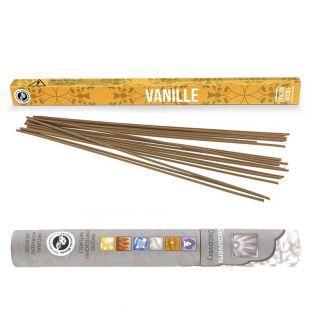 Encens japonais vanille 12 bâtonnets...