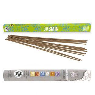 Encens japonais Jasmin 12 bâtonnets +...