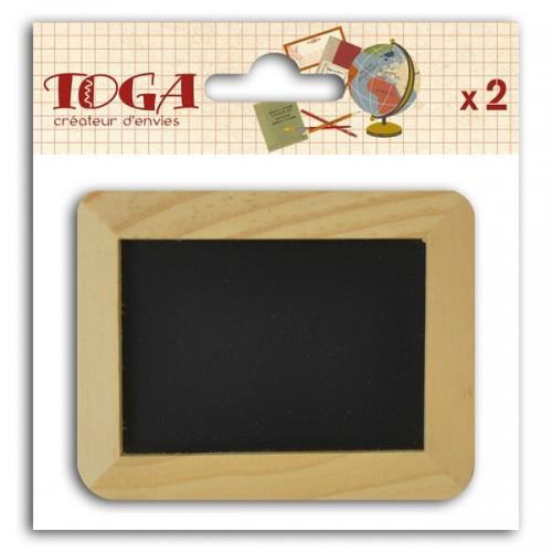 2 mini pizarras accesorios de decoraci n y scrapbooking - Accesorios para scrapbooking ...