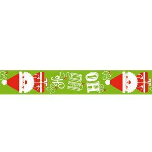 Masking Tape Père Noël