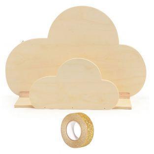 Mensola in legno per personalizzare...