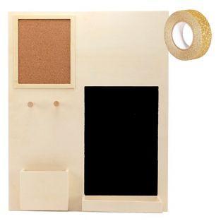 Office wood organizer 39.5 x 49.5 x 7...