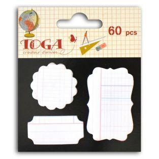 Sticky notes école