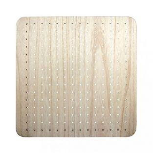 Wall Peg Board Tool Holder MDF...