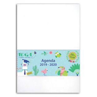 Agenda scolaire à personnaliser...