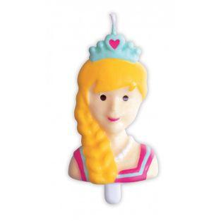 Princess candle