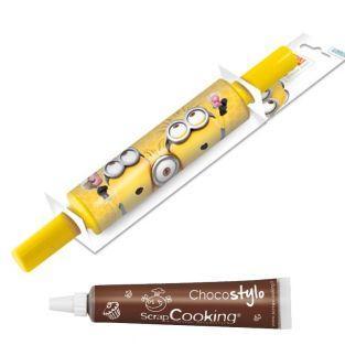 Nudelholz für Kinder - Minions +...