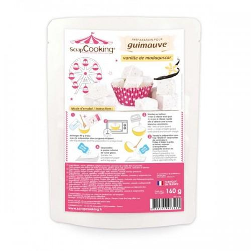 Marshmallow making kit - Vanilla flavour