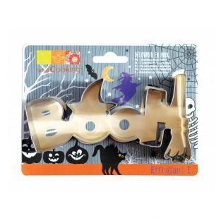 Stainless steel cookie cutter - Booh...