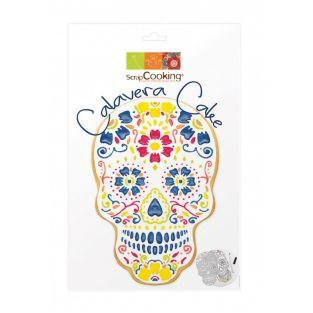 Calavera cake kit