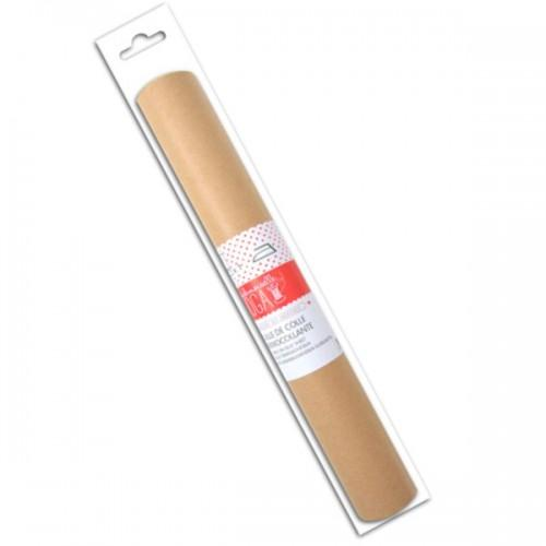 Feuille de tissu thermocollante 30 x 70 cm