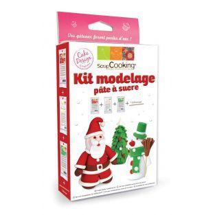 Kit Weihnachten Zuckerpaste