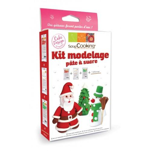 Kit Christmas sugar paste