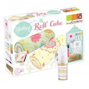 Taller pastelería Roll'Cake + Polvo...