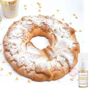 Molde de pastel de silicona Corona +...