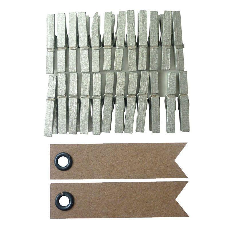 mini pinzas de madera precio