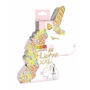 DIY kit - Torta di unicorno XXL