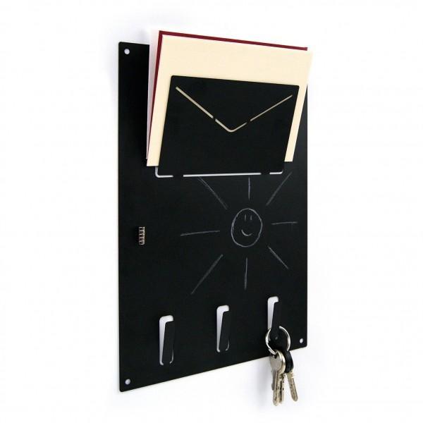 tableau magn tique porte cl s accessoire d co. Black Bedroom Furniture Sets. Home Design Ideas