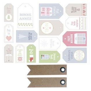 15 Christmas tags - Home Sweet Home +...