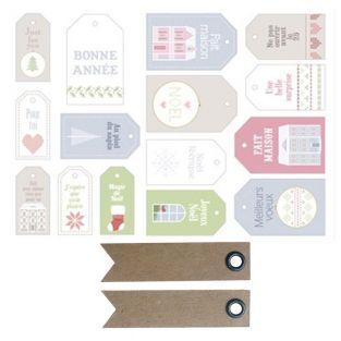 15 Weihnachtliche Etiketten - Home...